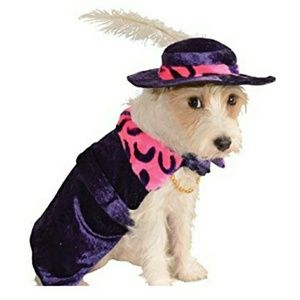 Other - Mac Daddy Pet Dog Halloween Costume NWT